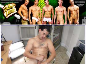 Welcome to Butter Loads - fresh gay males in gay action!