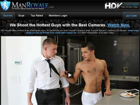 Welcome to High Definition Gay Porn - Man Royale!