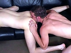 Sexy Men Fuck Each Other & Get Their Asses Stretched