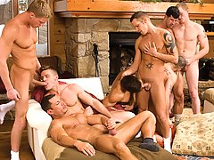 Roman Heart::Adam Killian::Shane Frost::Landon Conrad::Gavin Waters::Brandon Bangs::Angelo Marconi::Tony Buff